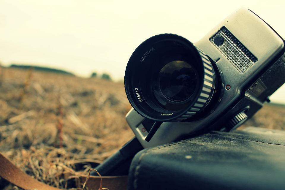Film Camera Camera Super 8 Field Nostalgia