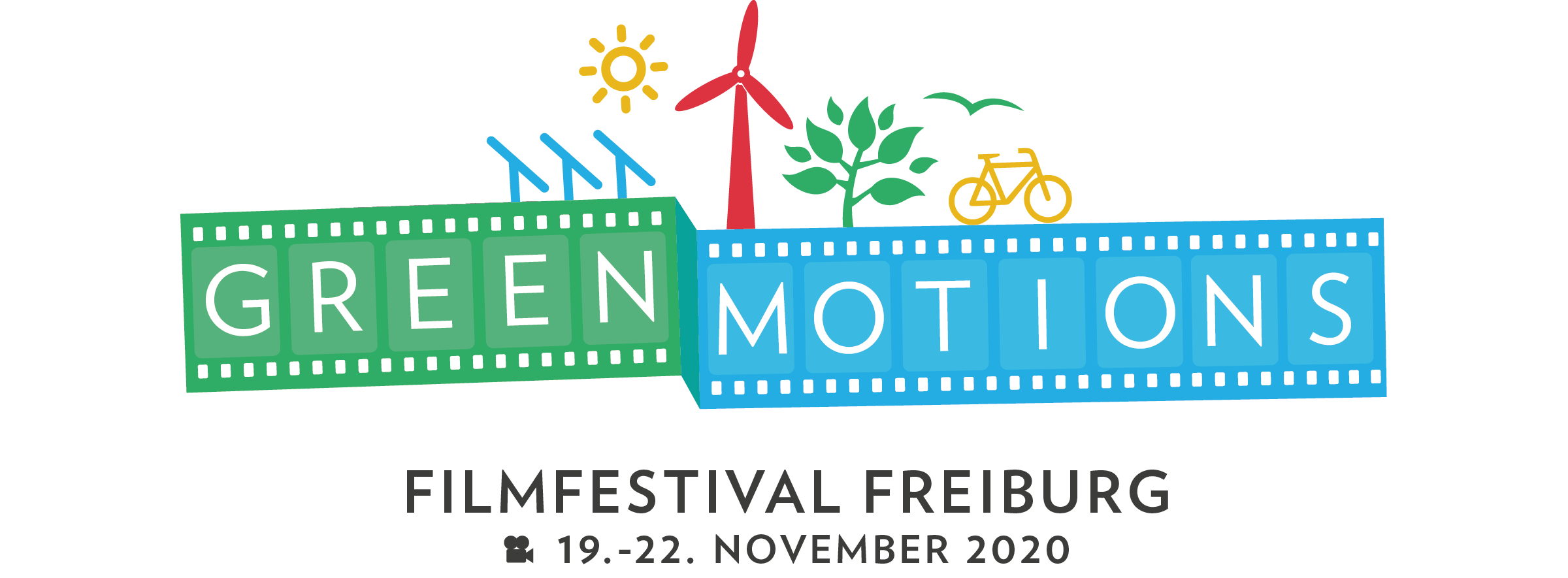 Greenmotions Filmfestival Logo