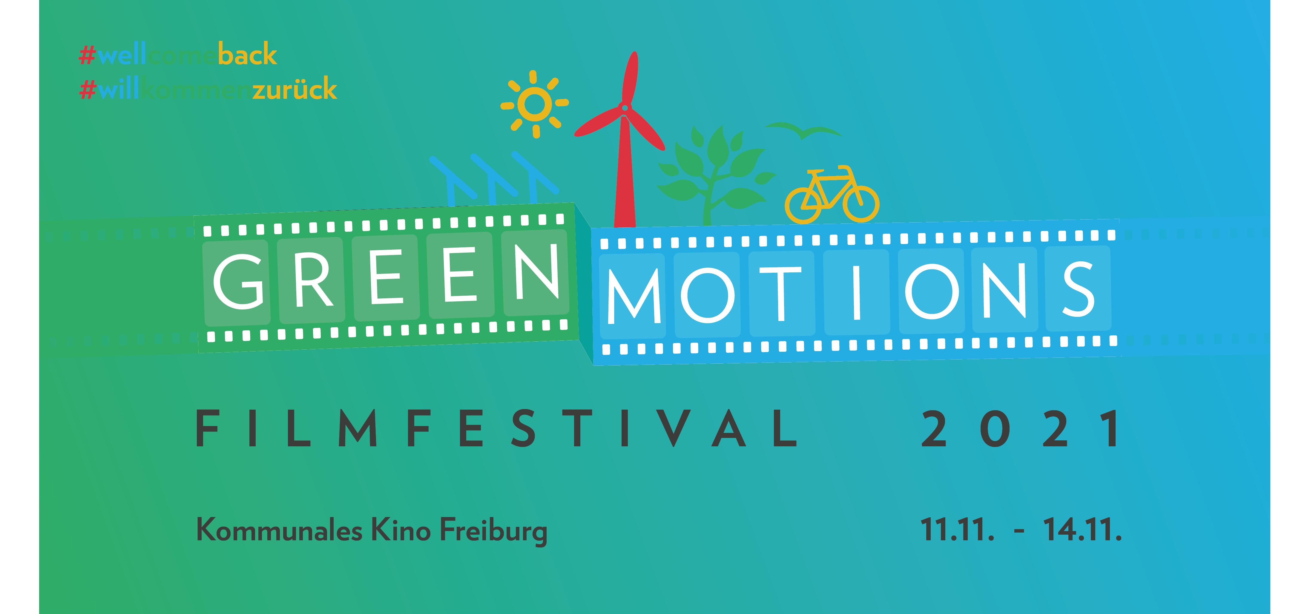 Greenmotions Filmfestival Logo